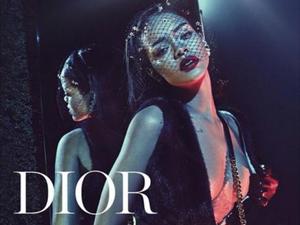 Rihanna dévoile sa campagne pour Dior!