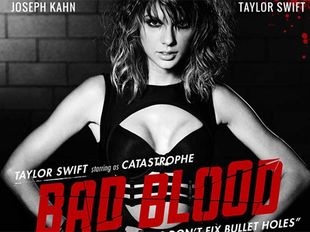 Taylor Swift: «Bad Blood» ne s'adresse pas à Katy Perry!