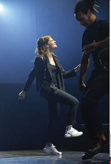 Concert Pop Love - Christine and the Queens