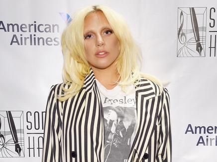 Lady Gaga : une hôtesse de l'air très spéciale...