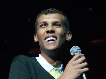 Stromae: il chante «Papaoutai» dans les rues de New-York!
