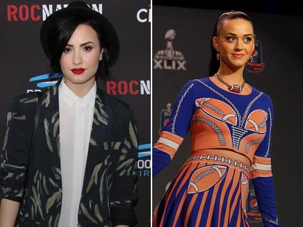 Demi Lovato et Katy Perry