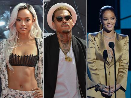 Rihanna, Chris Brown, Karrueche Tran : ça chauffe aux Bet Awards!