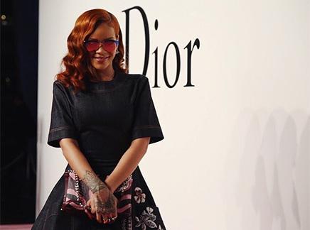 Rihanna : sublime pour Dior à Tokyo!