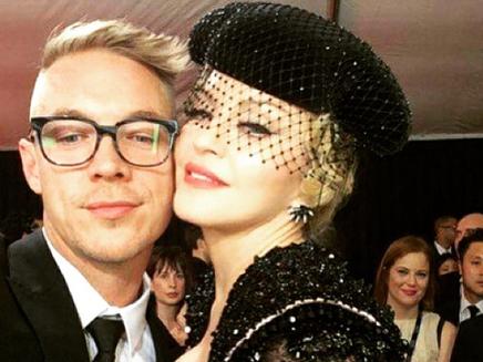 Madonna : Diplo en première partie de sa tournée !