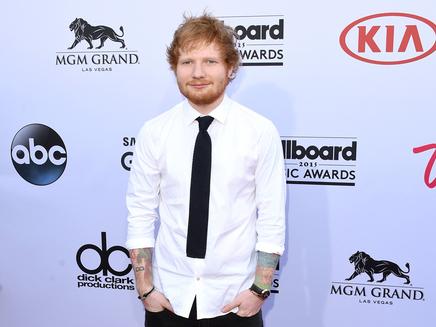 Ed Sheeran: enthousiaste pour la première de «The Bastard Executioner»