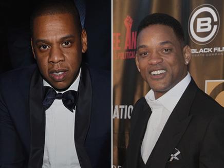 Jay Z et Will Smith : projet télé!