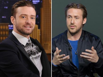 Justin Timberlake et Ryan Gosling : la photo trop craquante!
