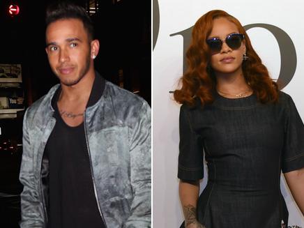 Rihanna et Lewis Hamilton : rendez-vous secrets