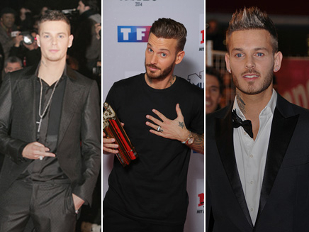 M. Pokora superstar des NRJ Music Awards !