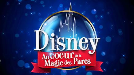 DISNEY : AU COEUR DE LA MAGIE DES PARCS