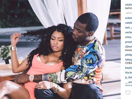 Nicki Minaj : des photos avec son amoureux !