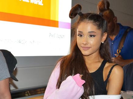 Ariana grande une nouvelle coiffure surprenante - Ariana grande coiffure ...