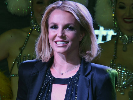 Britney Spears: elle s'éclate sur «Hey Mama»!