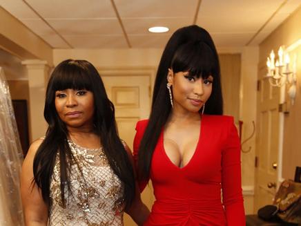 Nicki Minaj : super sexy au mariage de son frère!