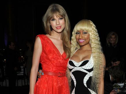 Taylor Swift et Nicki Minaj : réconciliation en direct à la télévision!