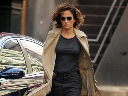 Jennifer Lopez: de nouvelles images de «Shades of Blue»!