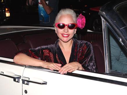 Lady Gaga : sorties de route en quittant le restaurant !