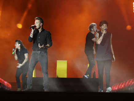 One Direction: les plus belles photos de leur concert à Chicago!