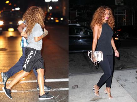 Rihanna : après le sport, elle part faire la fête à New York !