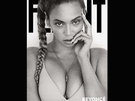 Beyoncé: super sexy dans le dernier Flaunt!