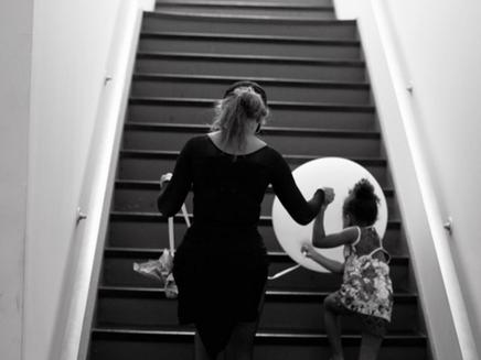 Beyoncé partage de superbes photos avec Blue Ivy en coulisses!