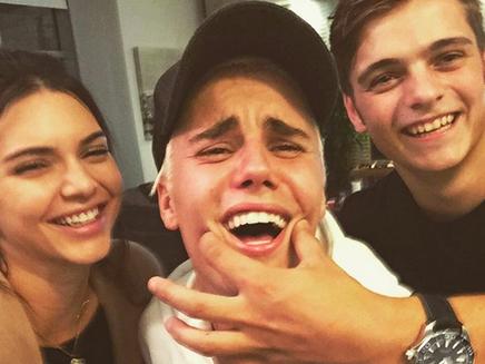Justin Bieber s'éclate avec Kendall Jenner et Martn Garrix!