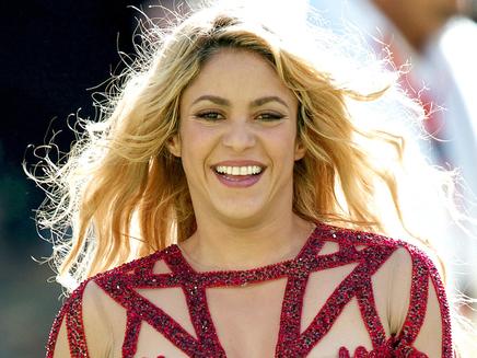 Shakira : au concert de U2 avec Gerard Piqué