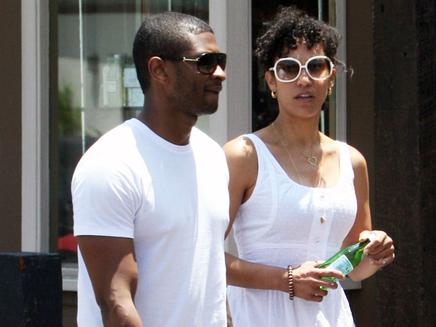 Usher: il s'est marié en secret!