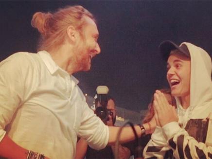 Justin Bieber : avec David Guetta et Diplo à Las Vegas!