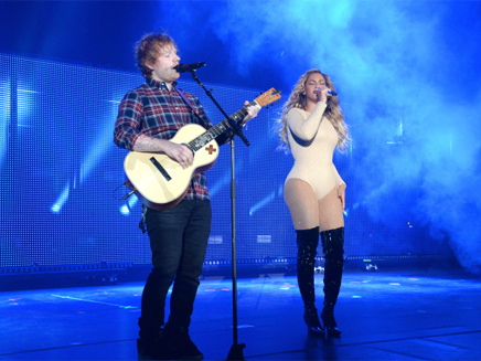 Ed Sheeran : effrayé par Jay Z, il ne veut pas regarder Beyoncé dans les yeux!