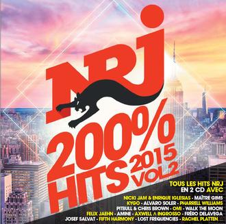 NRJ 200% Hits 2015 Volume 2
