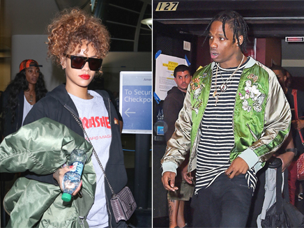 Rihanna : une nouvelle photo torride avec Travis Scott!
