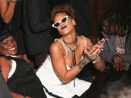 Rihanna : son incroyable soirée pour la Fashion Week!