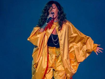 Rihanna: du beau monde pour son retour sur scène à Rio