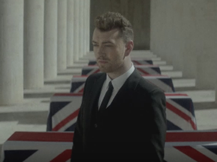 Sam Smith : les premières images du clip de «Writing's On The Wall»!