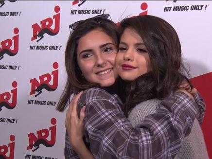 Selena Gomez : toutes les images de son passage chez NRJ!