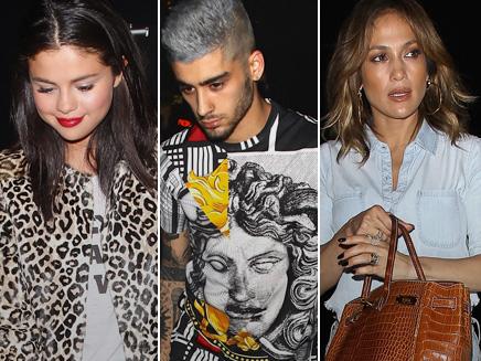 Zayn Malik, Jlo, Selena Gomez : leurs selfies sexy pour Interview Magazine!