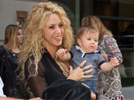 Shakira et Sasha : un duo mère-fils irrésistible!