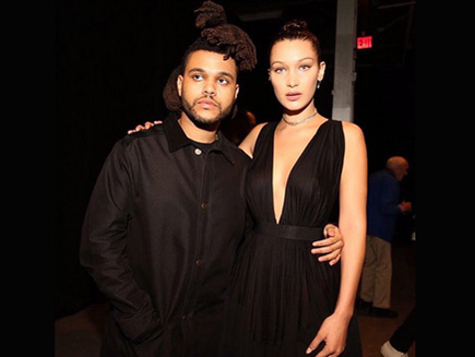 The Weeknd: fier de Bella Hadid à New York!