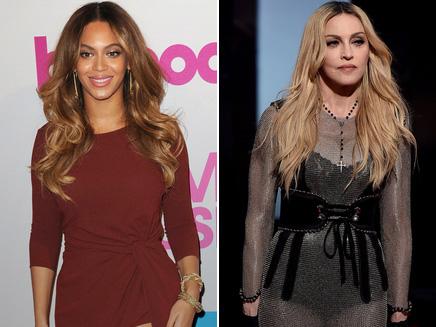 Beyoncé et Madonna: elles inspirent NBC pour de nouvelles séries!