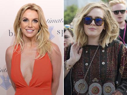 Adele : «Britney, c'est la reine, je l'adore»