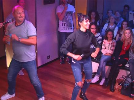Shy'm : elle affronte Cauet à Just Dance!