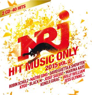 NRJ Hit Music Only 2015 Volume 2
