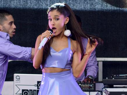 Ariana Grande : découvrez les premières images de « Focus »!