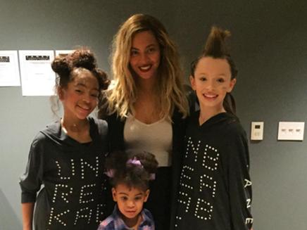 Beyoncé emmène Blue Ivy au concert de Janet Jackson !