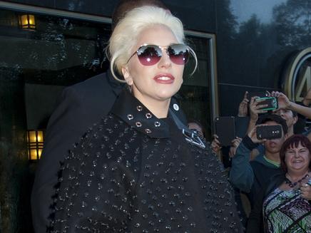 Lady Gaga adore son styliste Brandon Maxwell