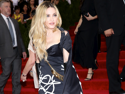 Madonna: sa tournée rapporte déjà beaucoup!