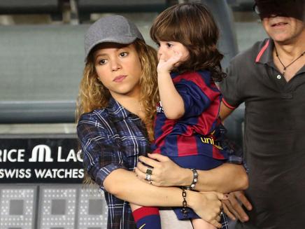Shakira: son fils sera polyglotte!