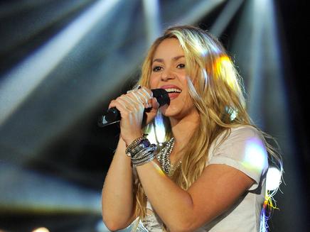 Shakira: ses fils ont le sens du rythme!